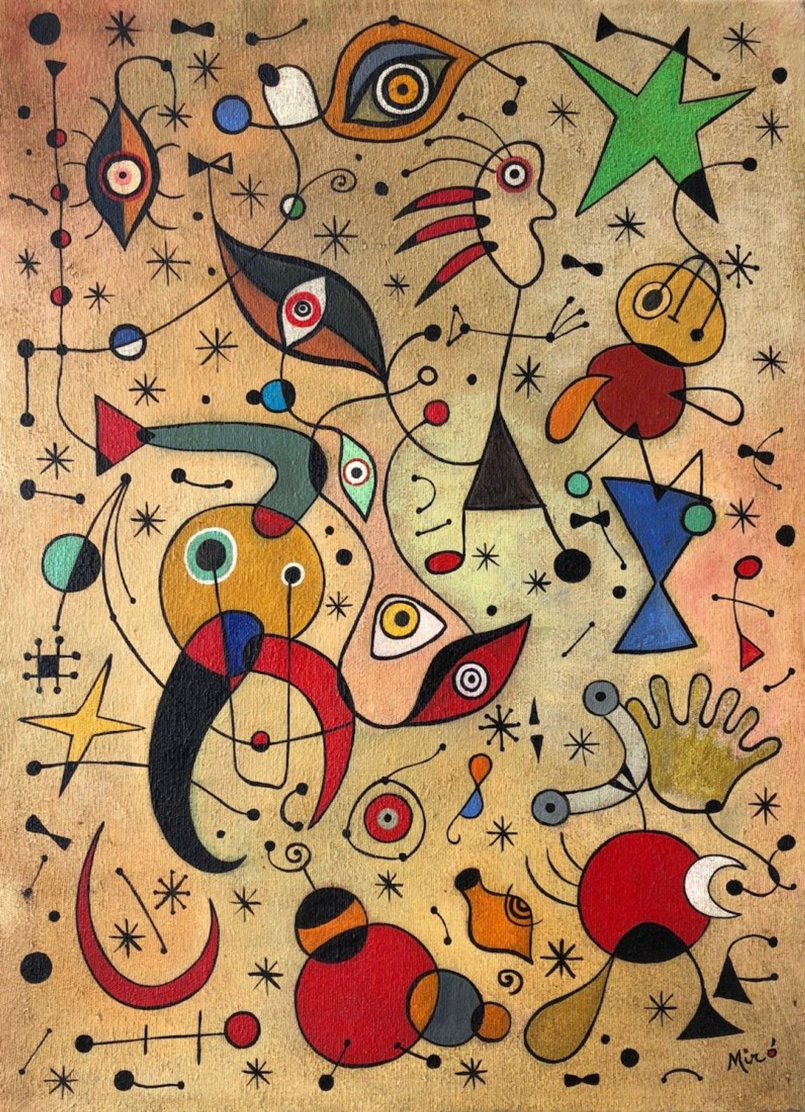 Joan Miró i Ferrà Artist